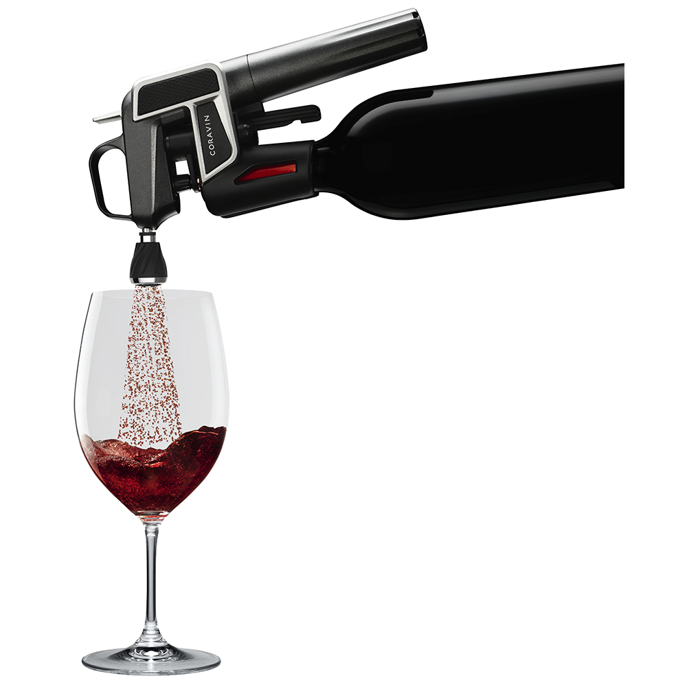 Transser Wine Aerator Pourer Gift Box Included Wine Air Aerator Set 2PC Premium Aerating Pourer Wine Pouring Device